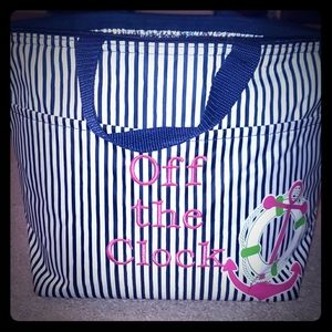 Thirty-One Off The Clock Insulated Bag. Negotiable